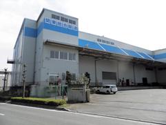 内陸型倉庫